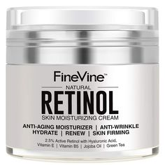 Price: $14.97 ($14.97 / Fl Oz)  MOISTURIZE & HYDRATE YOUR THIRSTY SKIN: Do not let your pretty face and skin dehydrate anymore. Keep it plump and supple with the ultimate active Retinol face moisturizer. Boost hydration levels, speed cell turnover , restore lost elasticity and ensure long lasting moisturizing all day long. Ideal for your face, eyes, neck and décolletage.