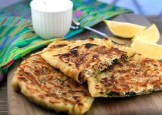 Moroccan Lamb Gozleme - family loved this! I used beef instead of lamb simply because that is what we had on hand.