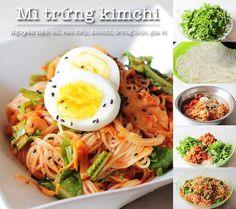 Ăn menu mì trộn Hàn Quốc kiểu mới cay mà ngon 1