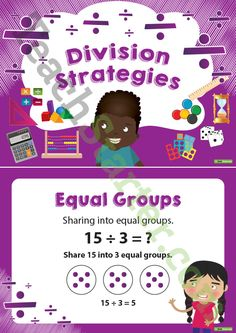 Division Strategies Teaching Resource