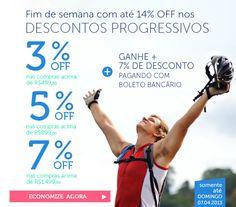 Campanha de Descontos Progressivos na webstore Polario. Banner Home e Email Marketing para www.polario.com.br by Tiago Nepomuceno