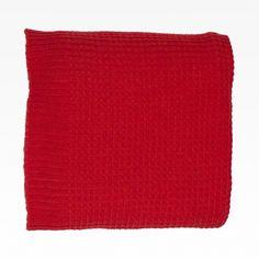 Multiusos de punto con elastán color teja