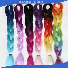 kanekalon highlight braid dolly rastafri jumbo braids