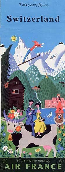 Switzerland _________________________ #Vintage #Travel #Poster  switzerland Tourism  For Information Access our Site  http://storelatina.com/switzerland/travelling  #traveling