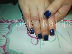 Gelish wiggle fingers, wiggle thumbs that's the way magic comes