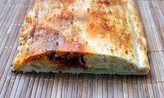 Empanada de tortilla de patata y chorizo 1