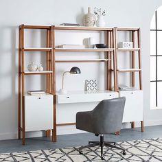 46 X 20 75 21 14 25 Modern Wall Desk Westelm
