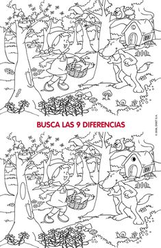 Halloween Find The Differences Puzzle Coloring For Kids, Coloring Pages, Find The Difference Pictures, Learning Activities, Activities For Kids, English Games, Hidden Pictures, Picture Puzzles, Hidden Objects