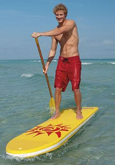 The incredible versatility and durability of this wave board make it a must-have at the beach or lake.