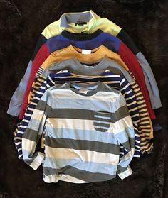 Hanna Andersson Mini Boden Brooks brothers 120  6-7 boys long sleeve lot sweater  | eBay