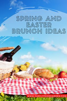 Need a spring brunch menu? Here are some Easter brunch ideas. These Easter brunch recipes are great for creating your own Easter brunch menu Family Meals, Kids Meals, Easy Meals, Spring Recipes, Easter Recipes, Healthy Dessert Recipes, Brunch Recipes, Desserts, Beef Recipes