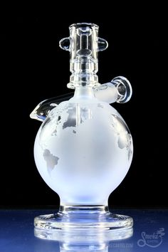 """Globe Rig"" Concentrate Pipe"