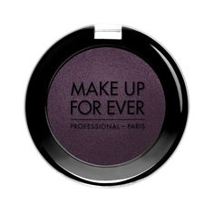 Stephen Sollitto's favourite shade ME-930 Black Purple #artistshadow #makeupforever  http://www.makeupforever.com/us/en-us/make-up/eyes/eye-shadow/artist-shadow-metallic-finish-refill?sku=7015