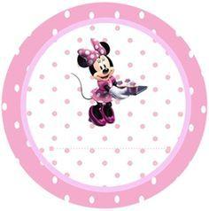 Kit Imprimible GRATIS Minnie