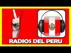 ░▒▓ Radios del Perú en Vivo Gratis ♫ Descarga las mejores Emisoras de Perú ★★★★★ - YouTube Radios, Youtube, Music, Musik, Music Activities, Youtubers, Musica, Youtube Movies, Muziek