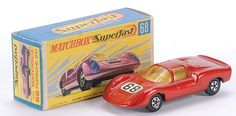 Matchbox Superfast MB68-c Porsche 910