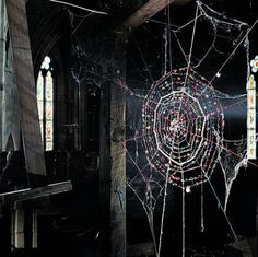 Art in Abandoned Places: 14 Inspiring Installation Projects