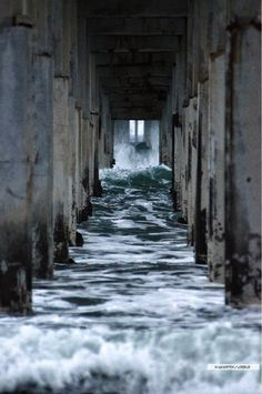 Ocean Beach Pier (Ocean Beach, Ca.)
