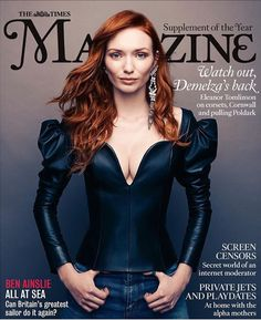 Eleanor Tomlinson (born 19 May Eleanor May Tomlinson is an English actress, known for her roles as Princess Isabelle in Jack the Giant Slayer. Eleanor Tomlinson, English Actresses, British Actresses, Demelza Poldark, Cheap Womens Tops, Trendy Tops, Gorgeous Women, Beautiful Females, Redheads