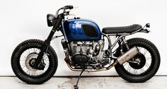 Danish Dynamite: the Wrenchmonkees BMW R100 RT | Classic Driver Magazine