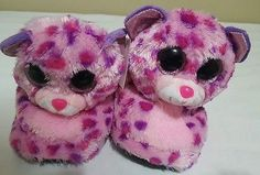 5f11c203e3f Ty Beanie Babies Boos Girls Toddler Slippers