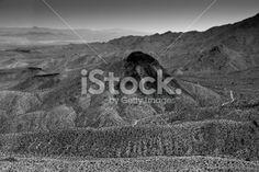 Extinct Volcano near the Grand Canyon Royalty Free Stock Photo