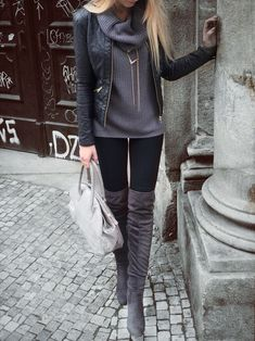 This is actually my #fav #outfit this #winter #ootd #outfit