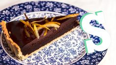 Chocolate Orange Townie - Brownie crossed with a tart - Sorted
