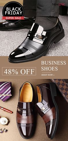 007173afcbf Men Cap Toe Pointed Toe Slip On Business Formal Shoes is designed for the  formal occasion