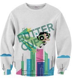 Team Power sweater, Mr. GUGU & Miss GO