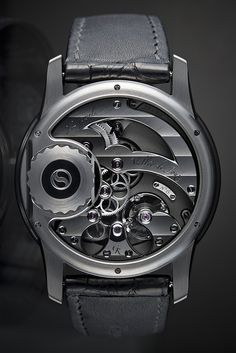 Romain Gauthier the New Prestige HMS Titanium (PR/Pics http://watchmobile7.com/data/News/2013/04/130413-romain_gauthier-prestige_hms.html) (3/4)