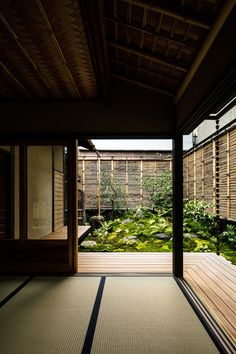 This long window is very japanese modern Japanese Style House, Traditional Japanese House, Japanese Interior Design, Japanese Modern, Japanese Design, Japan Architecture, Interior Architecture, Sustainable Architecture, Residential Architecture