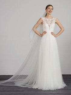 Pronovias is a well-established international bridal wear brand that aims to make brides dazzle on their special day. Pronovias Wedding Dress, Wedding Dresses Uk, Wedding Dress Shopping, Boho Wedding Dress, Bridal Dresses, Prom Dresses, Perfect Wedding Dress, One Shoulder Wedding Dress, Vintage Stil