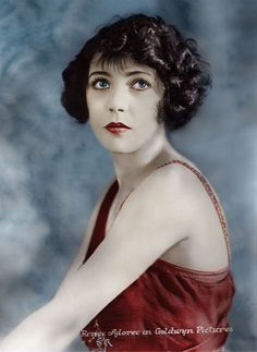 Renée Adorée (1898 – 1933) was a French actress who appeared in Hollywood silent movies in the 1920s.