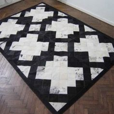 Find More Rug Information about Black/White X Style Natural Cowhide Patchwork Modern Area Rug,High Quality cowhide rug black,China white cowhide rugs Suppliers, Cheap rugged rugged from RUGFUR Carpets Store on Aliexpress.com