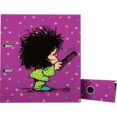 #Archivador de Palanca con diseño de #Mafalda 2016