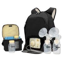 Medela Black Pump In Style - Adv -Backpack