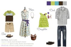 What to Wear – Family Portraits {Tri-Cities Family Photographer} » Your Life Captured Photography