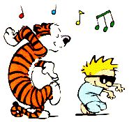 Dance to the beat of your own music and live life with and imagination.    = P