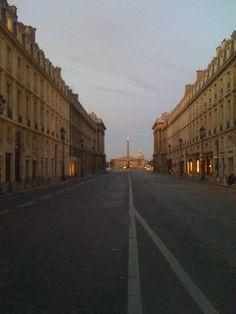 Rue Royale    Paris   France