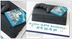 PS4 Cake