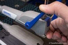 La scie à chantourner Dremel Moto-Saw | TravaillerLeBois.com Accessoires Dremel, Dremel Saw, Apple, Apple Fruit, Apples