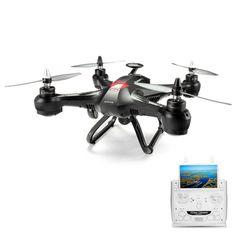 "XINLIN X181 5.8G FPV 2MP HD Cam 5"" Monitor Similar Brushless Motor RC Quadcopter #XINLIN"