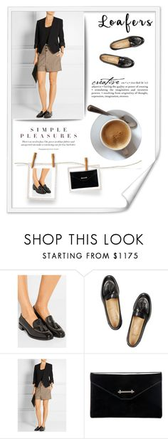 """Banner Idea"" by hilde-iii ❤ liked on Polyvore featuring Christian Louboutin and M2Malletier"