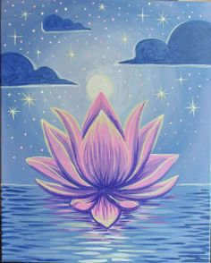 Join us at Pinot's Palette - South Hill Studio on Sat Jul 22, 2017 3:30-5:30PM for Lotus Floats. Seats are limited, reserve yours today!