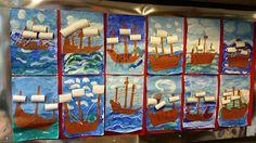 Schepen Study, School, Painting, Art, Pirates, Everything, Art Background, Studio, Painting Art