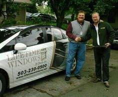 We had the opportunity to meet Scott Tom from Oldies 106.7 and put in a new bay window at his home!