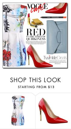 """#3 TwinkleDeals 9"" by fashion-pol ❤ liked on Polyvore"