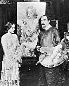 Augustus John (Tenby, 4 gennaio 1878 – Fordingbridge, 13 ottobre 1961) è stato un pittore e incisore britannico. - Cerca con Google