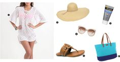 Beach wear finds via blog: Collective finds